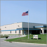 Accumold's high-tech facility in Ankeny, IA.