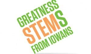 Iowa STEM Council Logo