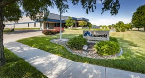 Accumold's United States of America HQ
