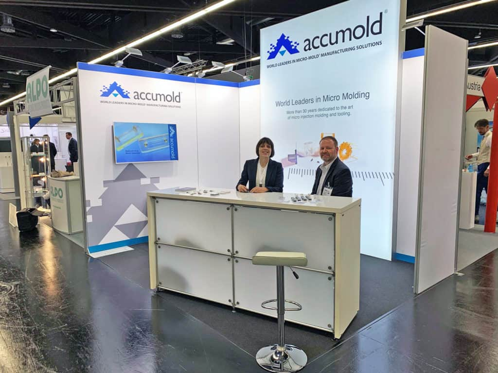 Accumold at MedTechLive