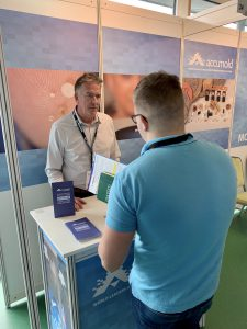 Accumold at Medical Technology Ireland